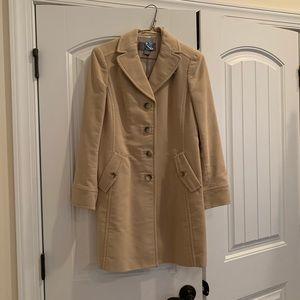 Ann Taylor coat with sash